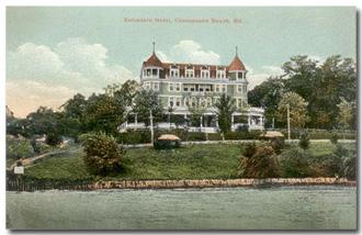The State Of Maryland Granted A Charter To Washington And Chesapeake Beach Railwa